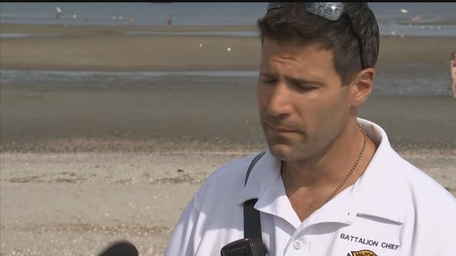 Police give update on search for missing man in Milford waters
