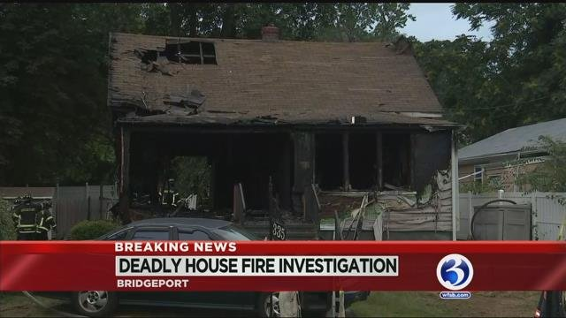 Firefighters, state police investigate fatal Bridgeport fire