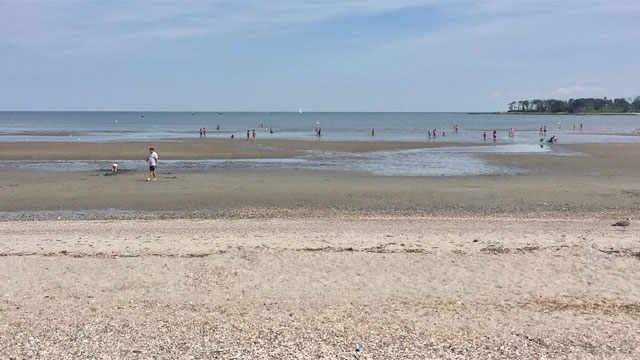 Silver Sands State Park in Milford, CT (WFSB)
