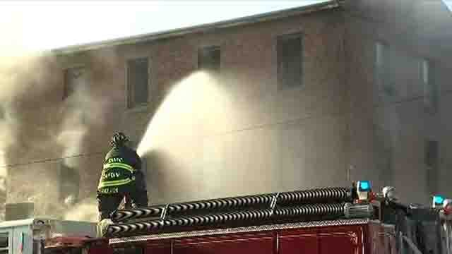 Investigators are dealing with their second arson this month. (WFSB file photo)