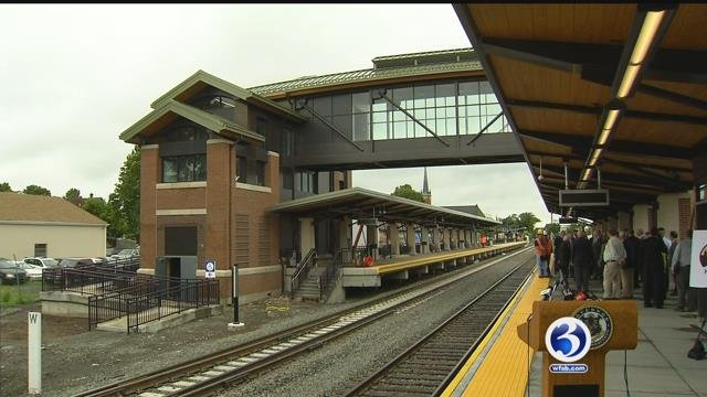 Hartford Line Rail Service Now Slated To Start In May 2018