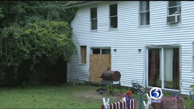 Authorities investigate second arson in Norwich this month