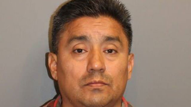 Carlos Olivera was as charged with sexual assault. (Norwalk Police Department)