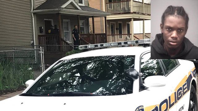 Charles Worthington was charged in connection with the shooting of a 13-year-old in New Haven. (WFSB/New Haven police)