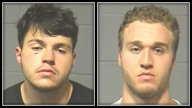Two men are accused of trying to buy cocaine from police (Hartford PD)