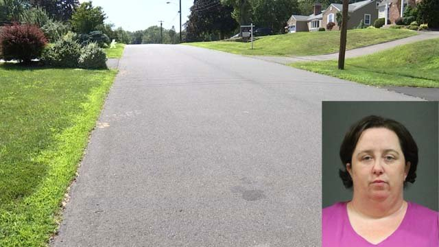 An Avon woman is facing charges following a dog attack last week (WFSB/West Hartford Police)