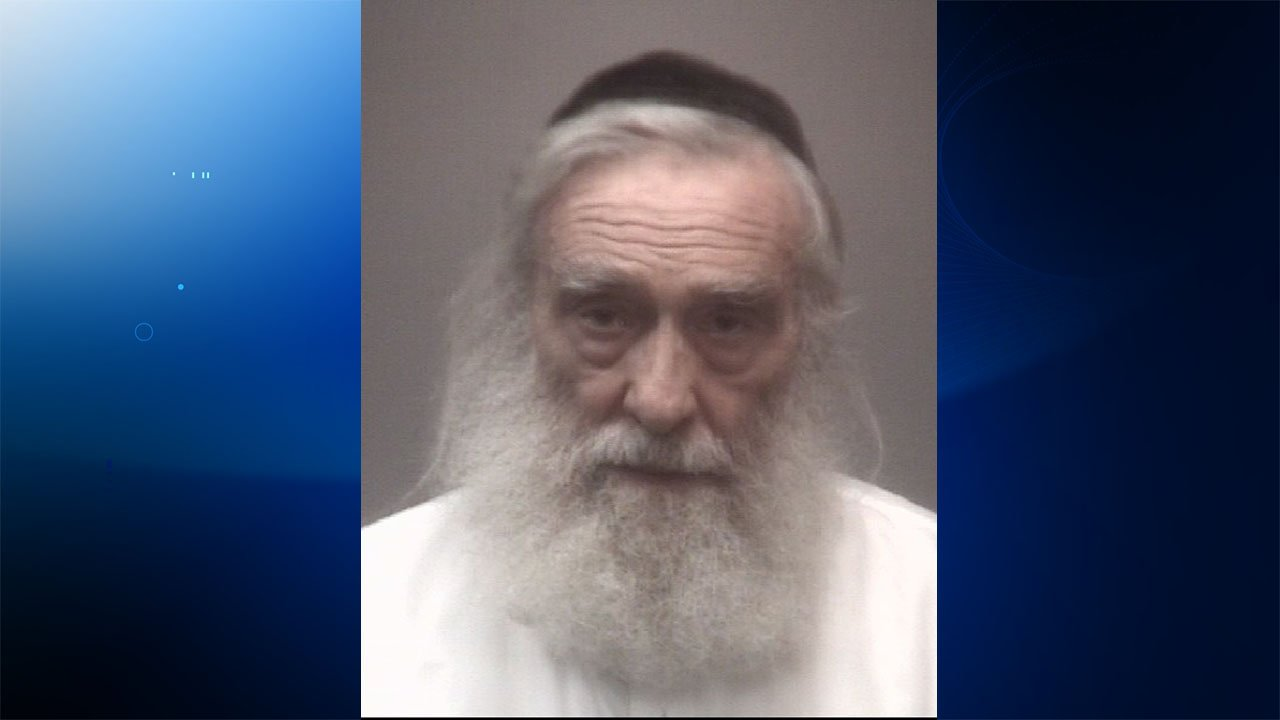 Rabbi Daniel Greer is accused in a sexual assault case involving a high school student in New Haven. (New Haven police)