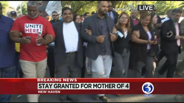 Norwalk mom set for deportation will have case reopened