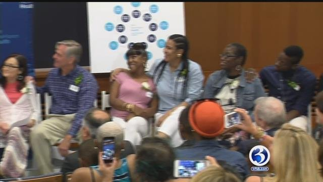 18 patient, 9 kidney exchange takes place at Yale-New Haven Hospital