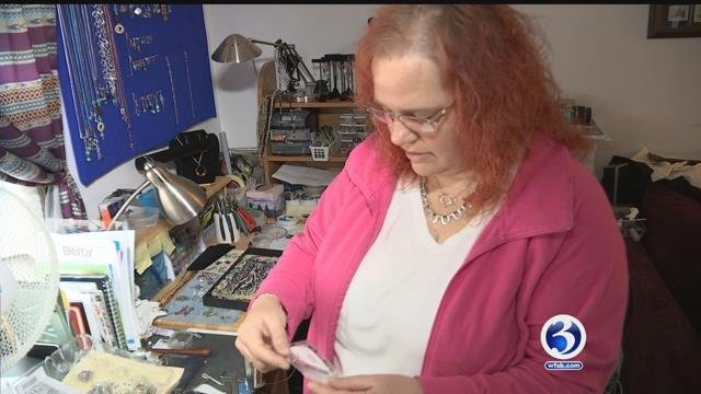 Single mother struggling to pay bills gets a little help