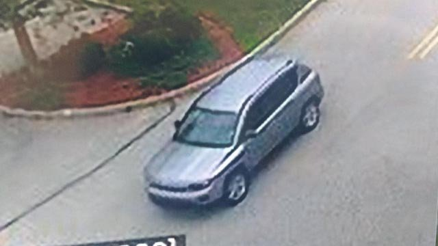 This is the suspect's car (Waterford Police)