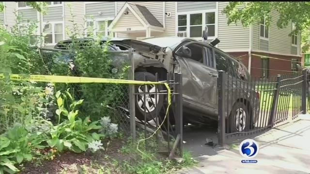The driver in a deadly Hartford hit-and-run crash is expected to face a judge (WFSB file photo)