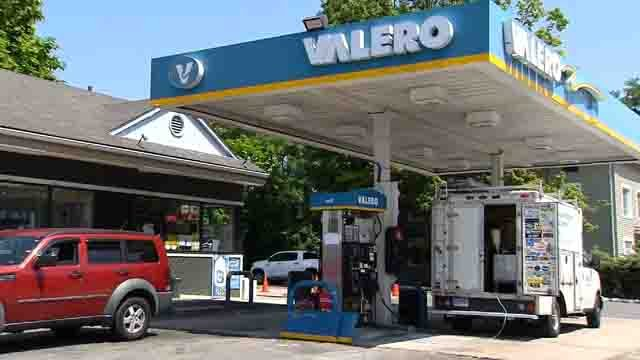 Some drivers ended up with diesel in their cars when they thought they were pumping unleaded (WFSB)