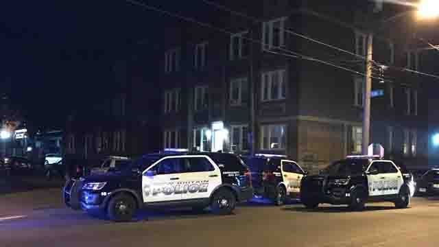 Police are investigating a shooting in New Britain (WFSB)