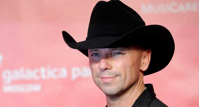 Kenny Chesney will be inducted into Mohegan Sun's Walk of Fame later this month. (Photo by Chris Pizzello/Invision/AP, file)