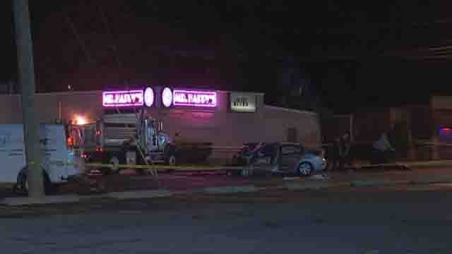 Police are investigating a double fatal crash that happened on Wednesday (WFSB)