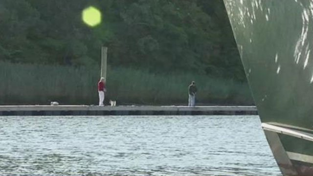 New watchdog has been hired to monitor Long Island Sound. (WFSB)