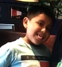 Darwin Perez, 6, missing from Bridgeport.  (submitted photo)