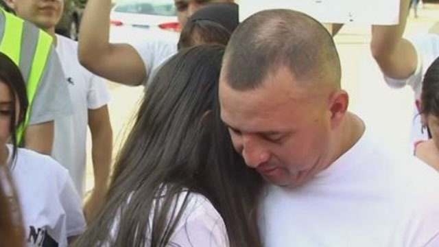 A man from Meriden is expected to be deported on Tuesday. (WFSB)