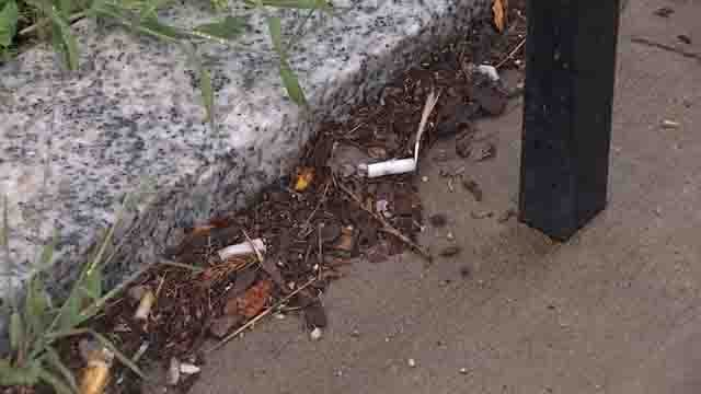 Hamden leaders are looking to expand the smoke-free areas in town (WFSB)