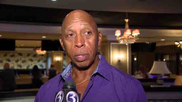 R&B vocalist Jeffrey Osborne has brought his friends to the casino for his annual tournaments. (WFSB)