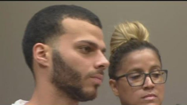 Joshua Calcorzi who police said prompted an amber alert, is due in court in New Britain on Tuesday morning. (WFSB file photo)