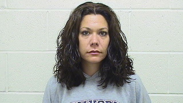 Crystal Mahoney was arrested in connection with the death of 24-year-old man in Torrington in May. (Torrington Police Department)