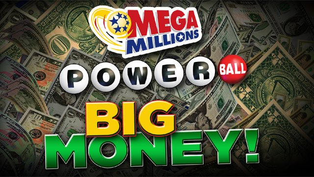 Both lottery jackpot games are over $300 million