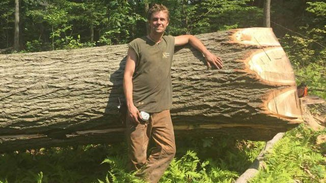 Shawn Varley was killed by a tree limb last week while working in Windsor. (Submitted photo)