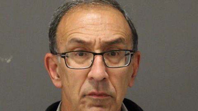 Daniel Affrunti, a former psychologist, is accused of sexually assaulting a former patient with home he had a relationship, according to Farmington police. (Farmington police)