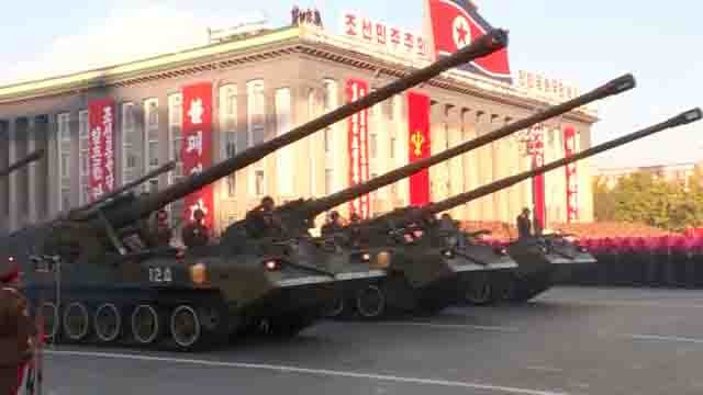 Local leaders are reacting to the North Korea threat (WFSB file photo)