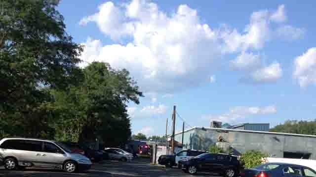 Emergency crews were called to a Southington factory on Wednesday (iwitness)