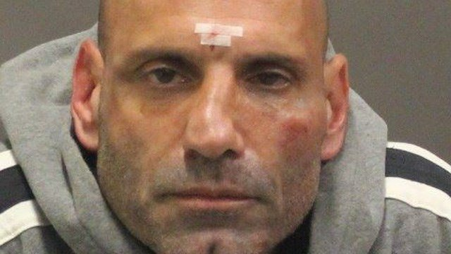 Paul Riccio was arrested for assaulting a resident in West Haven, according to police. (West Haven police)