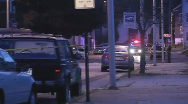 Police are investigating a shooting in Derby early Friday morning. (WFSB)