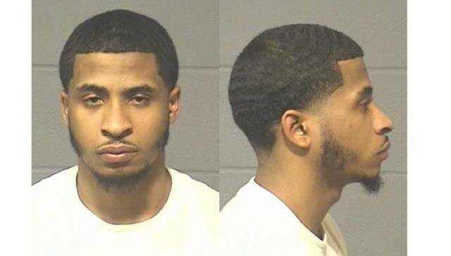 Hartford police said William Coleman, 27, of Hartford was charged with the murder of Victor Millan. (Hartford Police)