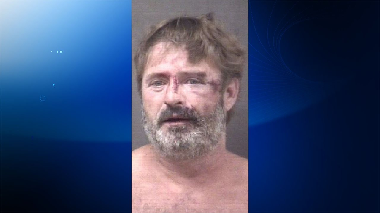 John Beddington is accused of starting a fight at a Milford restaurant then fighting with the officers who intervened. (Milford police)