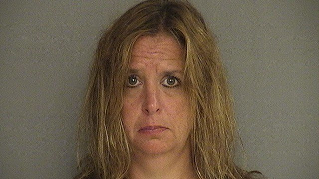 Wendy Stocking faces 41 counts of second-degree forgery and was arrested by Middletown police. (Middletown police)