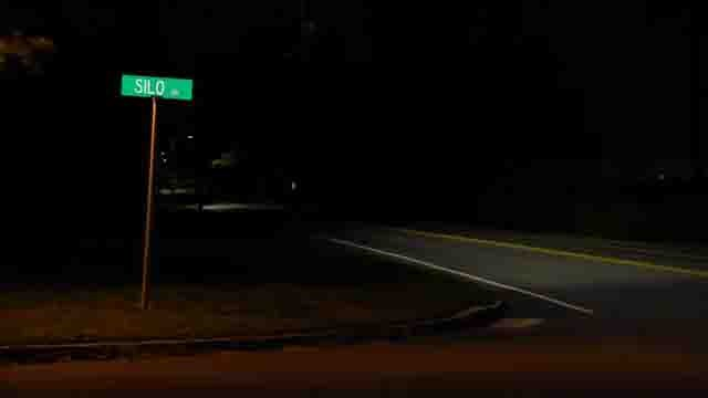 Shots were fired in the area of Gilbert Avenue in Rocky Hill on Monday night (WFSB)
