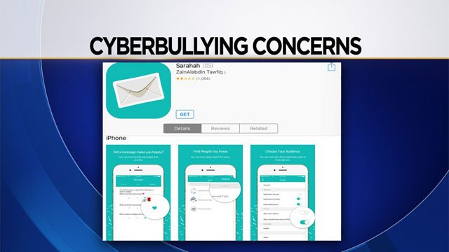 A warning about a popular anonymous messaging app that some say could lead to bullying between kids. (WFSB)