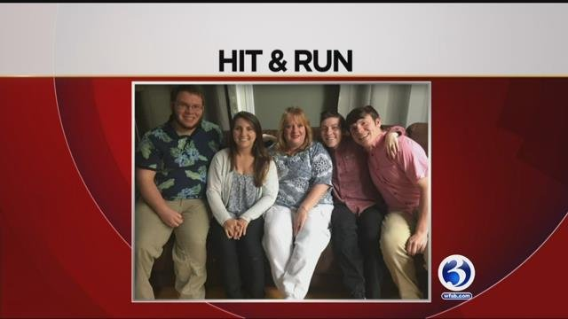 Family seeks answers in Killingly hit-and-run (Family photo)