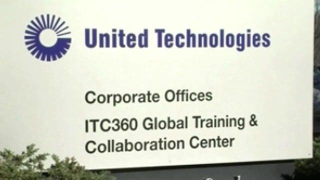United Technologies. (WFSB file)