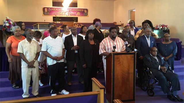 New Haven pastors reacted to President Trump's recent comments following this weekend's incident in Charlottesville, VA. (WFSB)