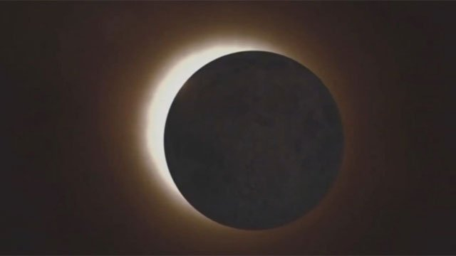 Special glasses are needed to view the solar eclipse. (WFSB)