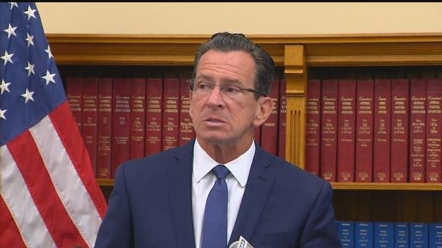 Gov. Dannel Malloy shifted money around in his budget executive order to help 'challenged' school districts. (WFSB)