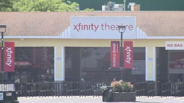 Xfiinity Theatre (WFSB)