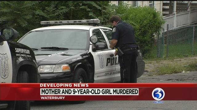 Mother, 9-year-old daughter killed in Waterbury