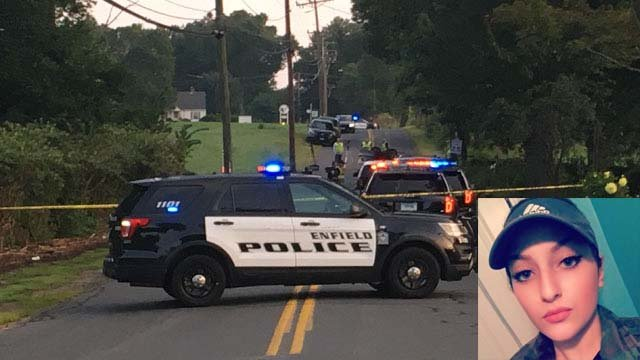 Lailyn Soja was killed in an early morning crash in Enfield this morning (WFSB/submitted image)