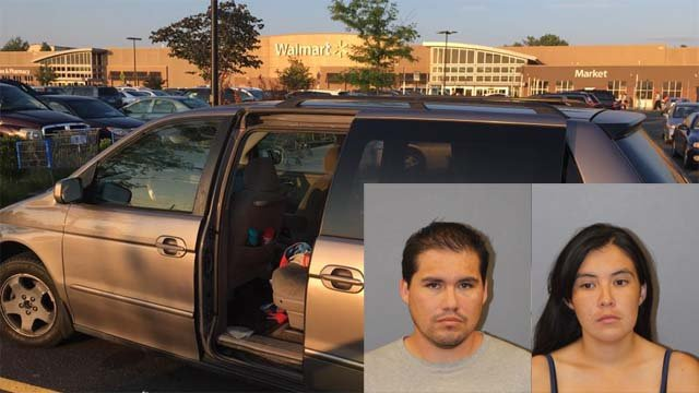 Police have arrested Gloria Sanchez-Cerritos and Juan Sanchez-Cerritos on Monday (East Windsor Police)