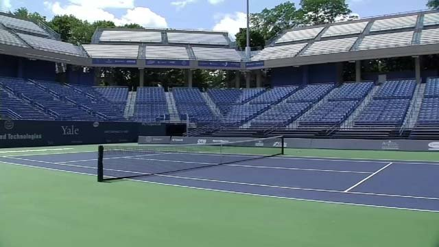 CT Open being held in New Haven this week (WFSB)