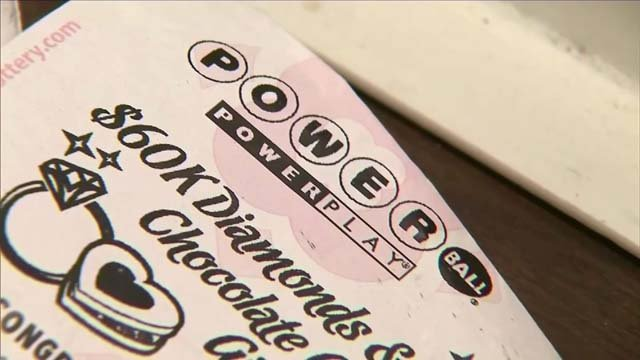The Powerball jackpot is the second largest in U.S. history (WFSB)